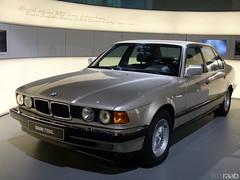 BMW 750Li [E32] (TIMRAAB227) Tags: bmw 750li e32 7er 7series bayerischemotorenwerke v12 bmwmuseum münchen