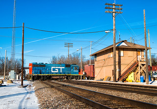 GTW at Rondout