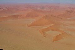 The vast dunes of the Namib desert seen from the air, Namibia, 25 Jun 2017 (ctmlondon) Tags: africa namibia scenery canon canon80d desert dunes namibiadesert sand aerialphoto
