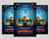 Mardi Gras Flyer Template (nsdesigns89) Tags: brazil carnaval carnival carnivalflyer carnivalparty celebrate celebration colorful colors confetti costume event eventflyer flyer layout mardigras mask masquerade modern party poster psd rio riocarnival template