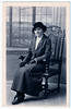 Lady in 1916 (pepandtim) Tags: postcard old early nostalgia nostalgic 37ldy72 lady 1916 waller 27041916 william james wedlock 1877 rudgwick eliza domestic servant 1901 postman slinfold 1903 photography 1906 handcross hill scene motorbus crash north street horsham 1910 publisher great war topographical views portrait 1957 kelly directory 1961 estate probate chair