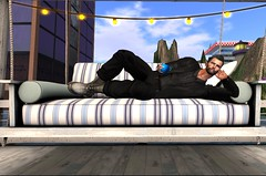 Coffee with Mayo (Astra Acer) Tags: second life secondlife coffee mayo cigar nikotin represent