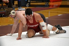 BRO-STA 197 2018-01-13 DSC_7961 (bix02138) Tags: brownuniversity brownbears stanforduniversity stanfordcardinal pizzitolasportscenter pizzitolasportscenterbrownuniversity providenceri january13 2018 wrestling sports intercollegiateathletics athletes jocks ©2018lewisbrianday 197 197pounds tuckerziegler austinflores