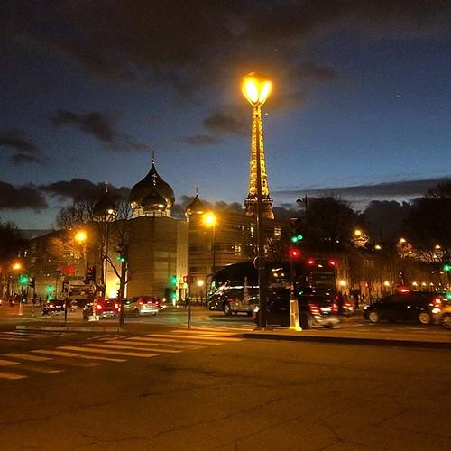 #Paris #alma #toureiffel #eiffeltower