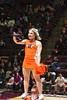 STANDING TALL (SneakinDeacon) Tags: hokies vt duke bluedevils vatech cassellcoliseum basketball acc ladiehokies lady blue devils cheerleaders
