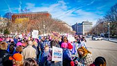 2018.01.20 #WomensMarchDC #WomensMarch2018 Washington, DC USA 2562