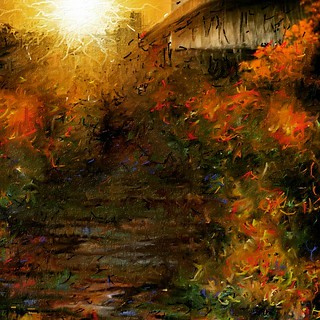 My old painting coercion  Digital painting art by nodasanta  以前にお絵描きした作品を、編集加工してアップしてます。