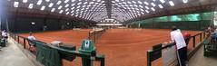 São Bernardo Tênis Clube (marcelo_aniza) Tags: tennis tênis esporte esportes jogos abertos do interior clay são campo bernardo indoor sports venues competition phone iphone amateur