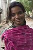 Gypsy community, Pondicherry (Stuart-Cohen) Tags: pondicherry india gypsy gypsies slum samugamtrust woman smile poverty