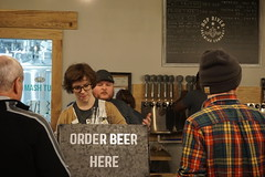 Hop River Brewing (cdrdwd) Tags: beer brew drink ale stout hop bar saloon