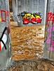 Under the bridge (asher_m) Tags: floods overflow underthebridge bridge graffiti streetart