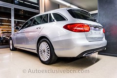 Mercedes Benz C 220d Estate | 9G | Exclusivo | Plata Iridio | Auto Exclusive BCN