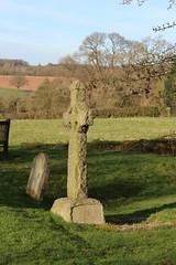 Cross (daveandlyn1) Tags: cross headstones bench fields shadows iii f3556 efs1855mm 1200d eos canon