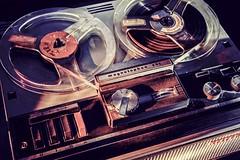 tape recorder - Tonbandgerät (marco.federmann) Tags: tape recorder tonbandgerät
