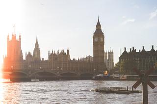 London Dream - Remastered old Photos - Film Imitation
