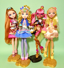 Sugar, Yes Please (honeysuckle jasmine) Tags: green candy sugar sweet cake princess fairytale disney barbie mattel dolls doll everafterhigh