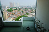Lobby terrace view (A. Wee) Tags: centraljakarta daerahkhususibukotajakarta indonesia id doubletree 希尔顿逸林 印尼 酒店 雅加达 hilton jakarta hotel terrace view city skyline