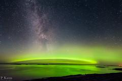 Aurora (Pamaxteam) Tags: aurora milkyway norway