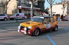 #62 Renault R5 ALPINE TURBO (kinsarvik) Tags: castillonlabataille gironde bordeauxaquitaineclassic rallye rally