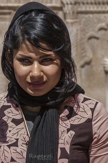 Mujer iraní - Iranian woman