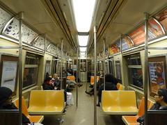 201712056 New York City subway (taigatrommelchen) Tags: 20171250 usa ny newyork newyorkcity nyc manhattan upperwestside central perspective icon urban railway railroad mass transit subway train onboard mta r46