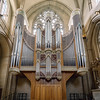 Die Orgel im St. Paulus Dom Münster (stevepe81) Tags: orgel hdr architektur stpaulusdom dom kirche holz fenster münsterland sandstein licht münster samyang12mm20 sonyalpha6300 raum