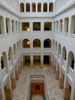 Atrium im Peter-Behrens-Haus