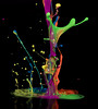 Chaos (jeff's pixels) Tags: chaos paint collision abstract art nikon d850 audio colos drop