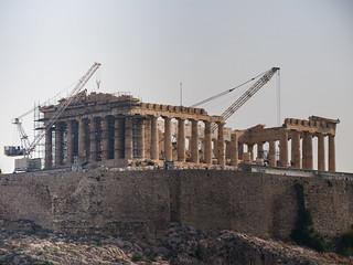 Parthenon - Acropolis - Athene