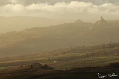 Val d'Orcia come un dipinto (signori.stefano) Tags: valdorcia toscana alba canon 70210 landscape paesaggio