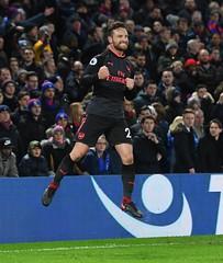 Crystal Palace v Arsenal - Premier League (Official Arsenal) Tags: englishpremierleague sport soccer clubsoccer soccerleague london england unitedkingdom gbr