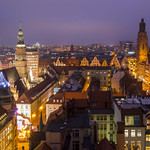 A glimpse of Christmas mood in Wroclaw old town thumbnail