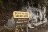 IMG_4909 (jackie.moonlight) Tags: western north carolina wnc waterfall ice icy nantahala national forest bridal veil falls highlands nc hwy highway 64
