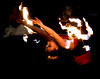 Fire dancing (vpickering) Tags: festivals fireandicefestival pineappletai firedancing fireandice firedancers