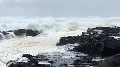 IMG_0418 (rlowe3) Tags: sea foam shoreline storm cape perpetua cooks chasm wave tidal surge oregon coast