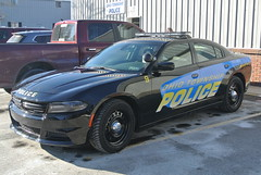 Ohio Township Police Department (Emergency_Spotter) Tags: 2017 dodge law charger awd stealth sinister black blue centercaps single spotlight spot led clean ohio township pa pennsylvania keystone pittsburgh area code 3 equipment lightbar cop cops lawenforcements emergencyspotter