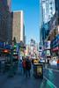 Times Square (MikePScott) Tags: buildings builtenvironment camera featureslandmarks newyork newyorkcity nikon28300mmf3556 nikond800 people police policestation sky skyscraper timessquare usa