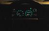 Volvo 360 GLE dashboard (Louis de Leeuw) Tags: volvo 360 340 dashboard speedometer clock unit