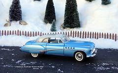 1949 Buick Roadmaster 3 (JCarnutz) Tags: 124scale diecast franklinmint 1949 buick roadmaster riviera