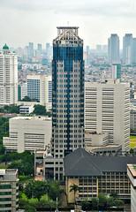 Neogothic Against Internationals (Everyone Sinks Starco (using album)) Tags: jakarta building gedung architecture arsitektur office kantor