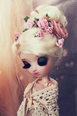 Contesse (Zorha Nightwood) Tags: custom fullcusto doll pullip groove jun planning obitsu photoshop photo astre nuage lavolière blythe montage olympus