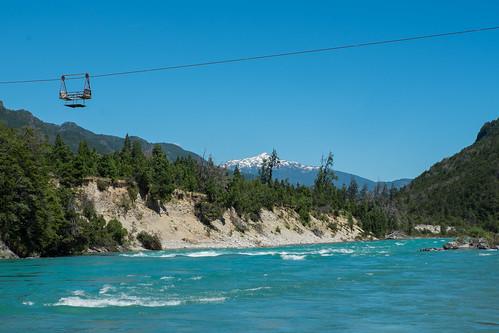 llegando al límite con Chile