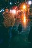 Compañía. (Adolfo Rozenfeld) Tags: raindrops street urbano argentina streetphotography paraguas gotas lluvia man hombre buenosaires umbrella fotografíacallejera perro rain calle dog