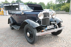 Ford Model 18 V8 convertible (1932) (Mc Steff) Tags: ford model 18 v8 convertible cabrio cabriolet kornwestheimoldtimertreffen 1932
