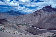 Srinagar/Leh road in Ladakh, India (3 of 4) (DP the snapper) Tags: cycletour petecroftstours ladakh india kidderminsterctc