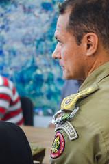 REUNIÃO TÉCNICA DA SEGURANÇA NO CARNAVAL 2018 (Fundação Municipal De Cultura Garibaldi Brasil) Tags: fundaçãomunicipaldeculturagaribaldibrasil fgb fem temfolianacidade carnaval2018 carnaval cultura rio branco acre