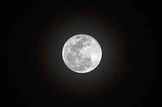 Full Super Blue Blood Moon