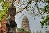 In the shadows (leewoods106) Tags: ayutthaya thailand asia southeastasia fareast buddhism buddha religion statue
