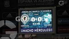 Hércules-CD Ebro (0-0) Fotos: J. A. Soler