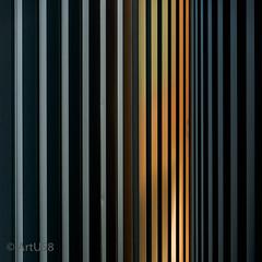Composition with Lines and Color (ARTUS8) Tags: nikon24120mmf40 abstraktesgemälde squareformat farbe abstrakt industrie flickr color linien quadratisch nikond800 colour